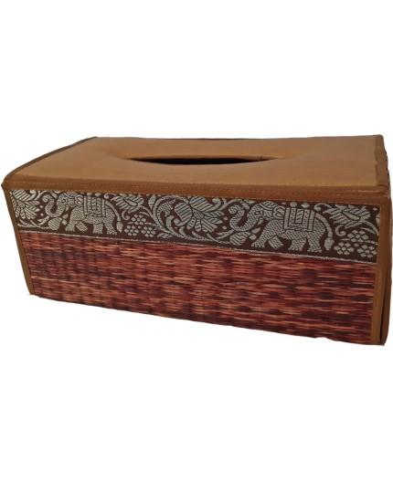 Seiden Kleenexbox